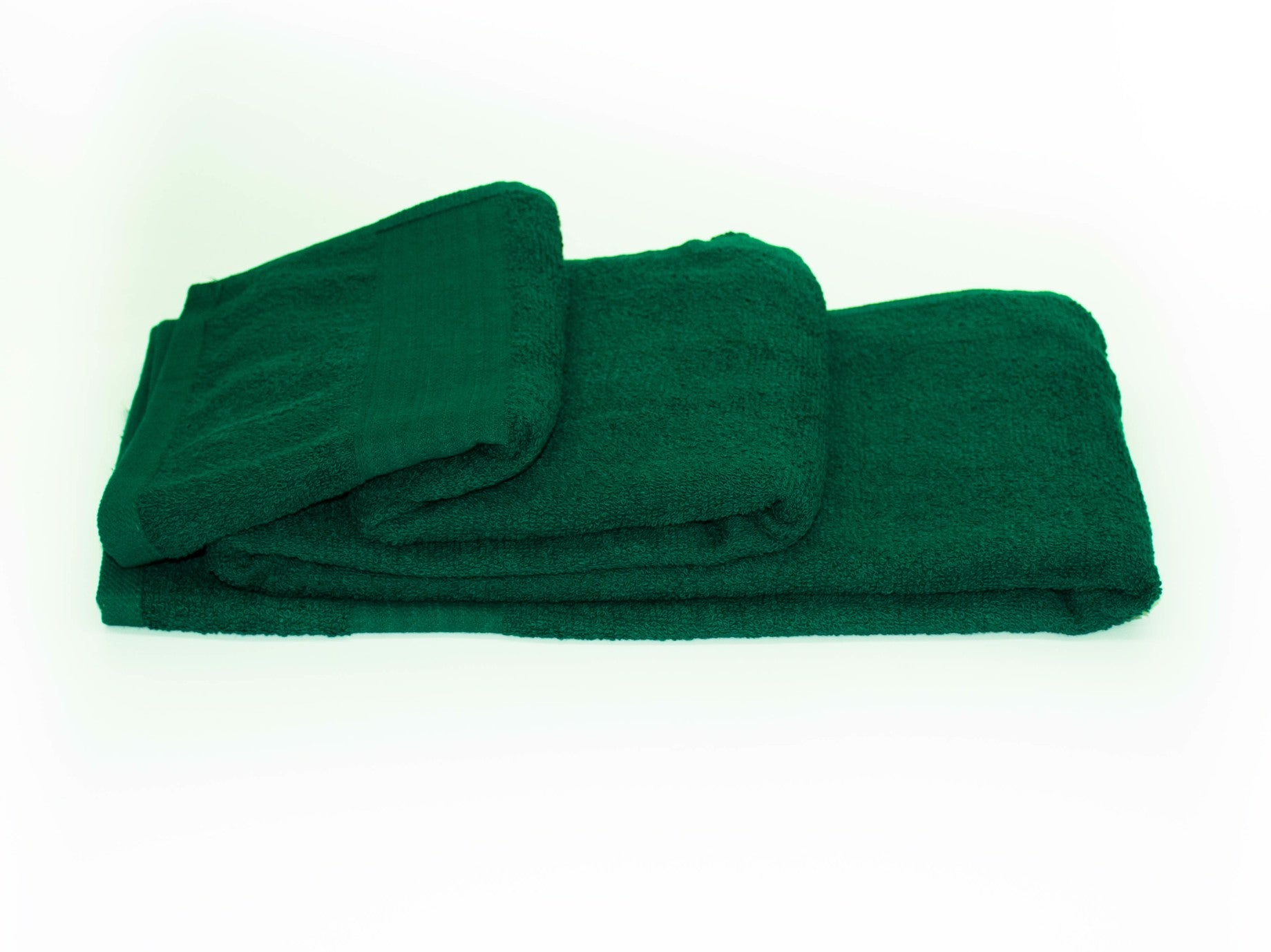 50x90cm HAND TOWEL HUNTER GREEN