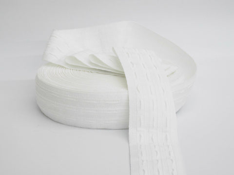 75mm 3 WOVEN POCKET  CURTAIN TAPE