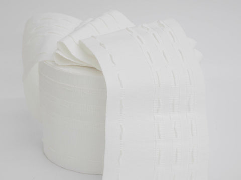 140mm 3 WOVEN POCKET CURTAIN TAPE