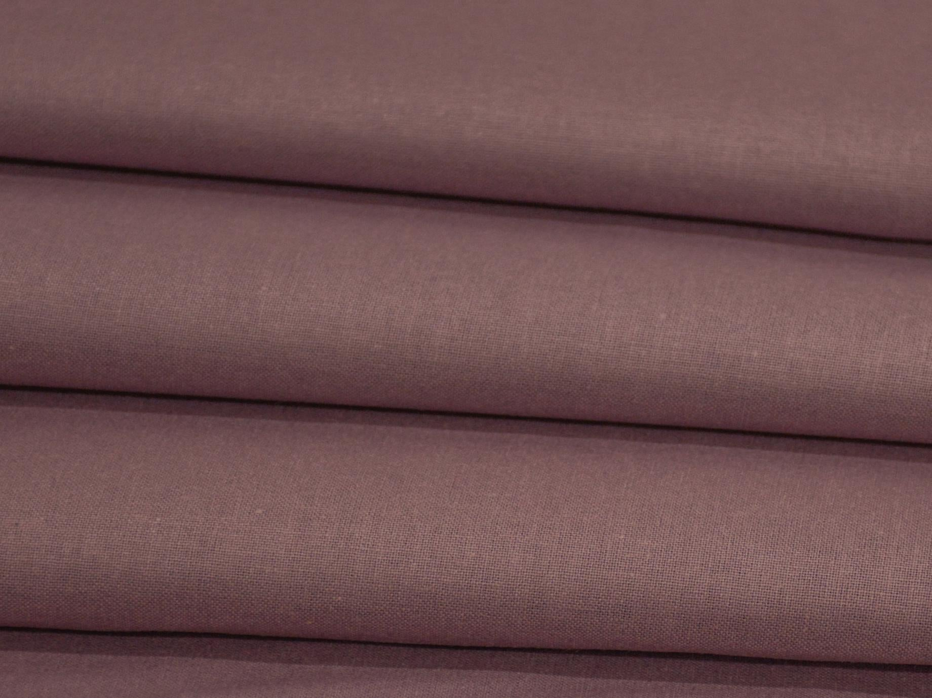 240cm PLAIN COTTON CURTAINING