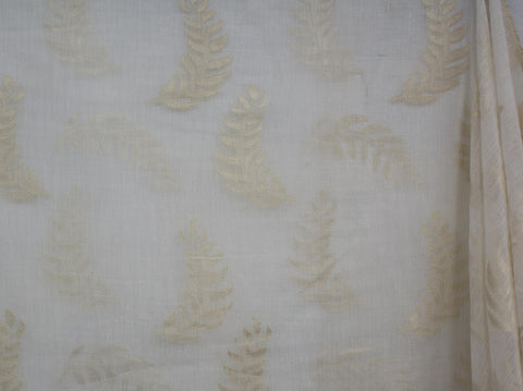 300cm SASHA COLLECTION CREAM