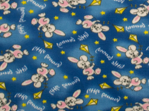 150cm PRINTED POLAR FLEECE