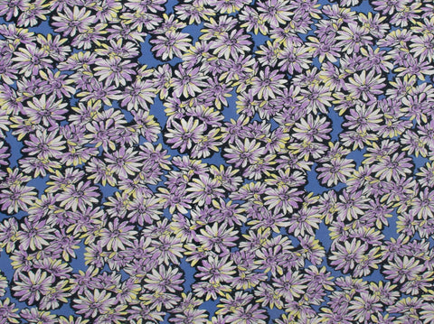 150cm 100% COTTON PRINTED VOILE