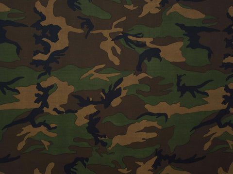 170cm CAMO NOVELTY CREPE PRINTS