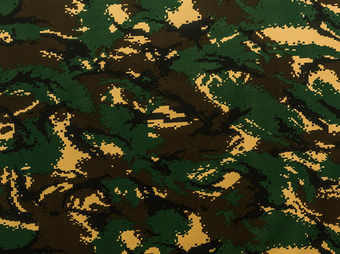 160cm CAMOUFLAGE BIRDS EYE