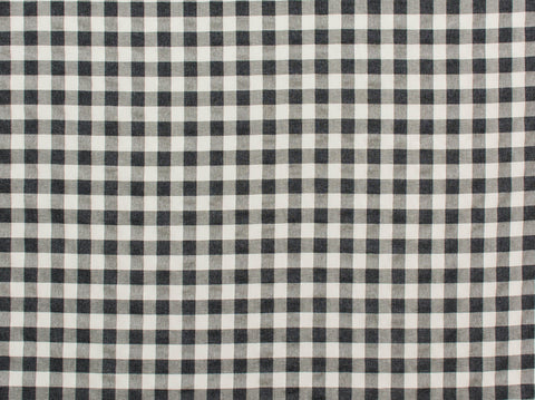 147cm SILKY TOUCH COTTON CHECK