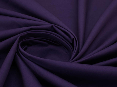 150cm 100% COTTON PLAIN POPLIN