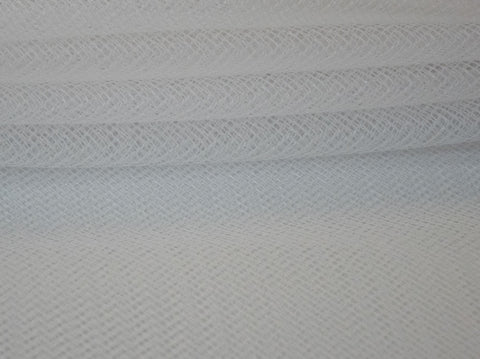 115cm FISH NET WHITE