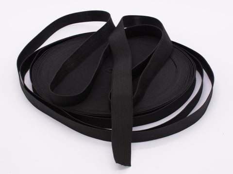 25mm  KNITTED ELASTIC