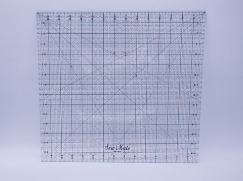 "15x15"" QUILTING RULER"