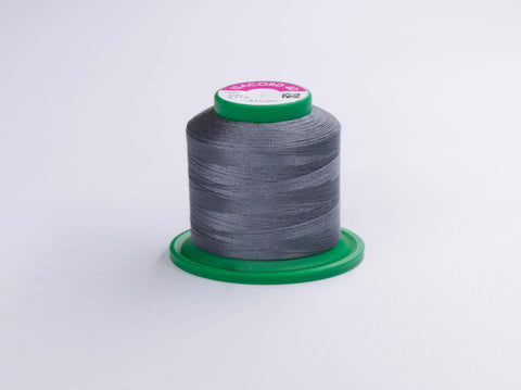 1000m ISACORD EMBROIDERY  THREAD GREY