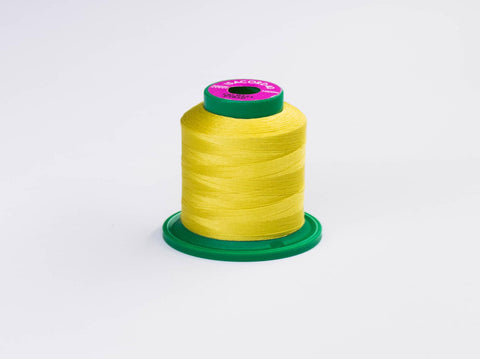 1000m ISACORD EMBROIDERY THREAD YELLOW