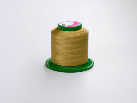 1000m ISACORD EMBROIDERY THREAD GOLD