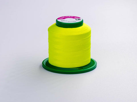 1000m ISACORD EMBROIDERY THREAD GREEN