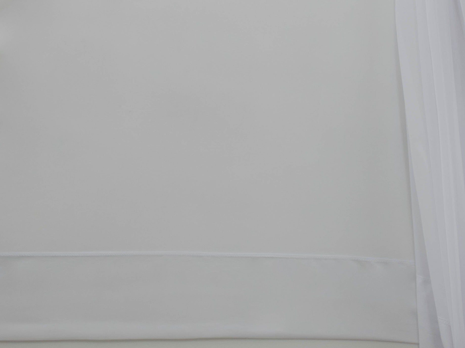 120cm PLAIN NETT CURTAIN