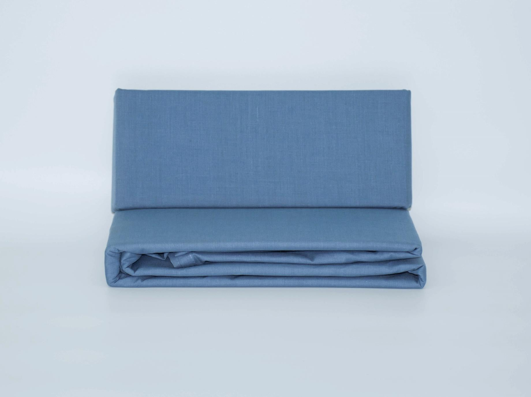 3/4 BED WRAP DENIM BLUE