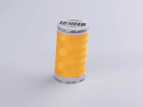 200m METTLER POLY  SHEEN COTTON YELLOW