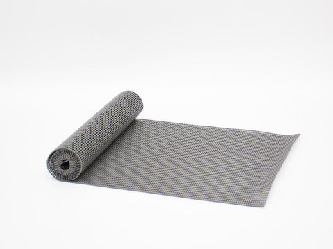 30x150cm PLAIN ANTI SLIP MAT GREY