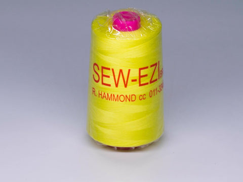 4500m SEW-EZI COTTON YELLOW