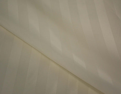 190cm SHOWER CURTAIN FABRIC CREAM