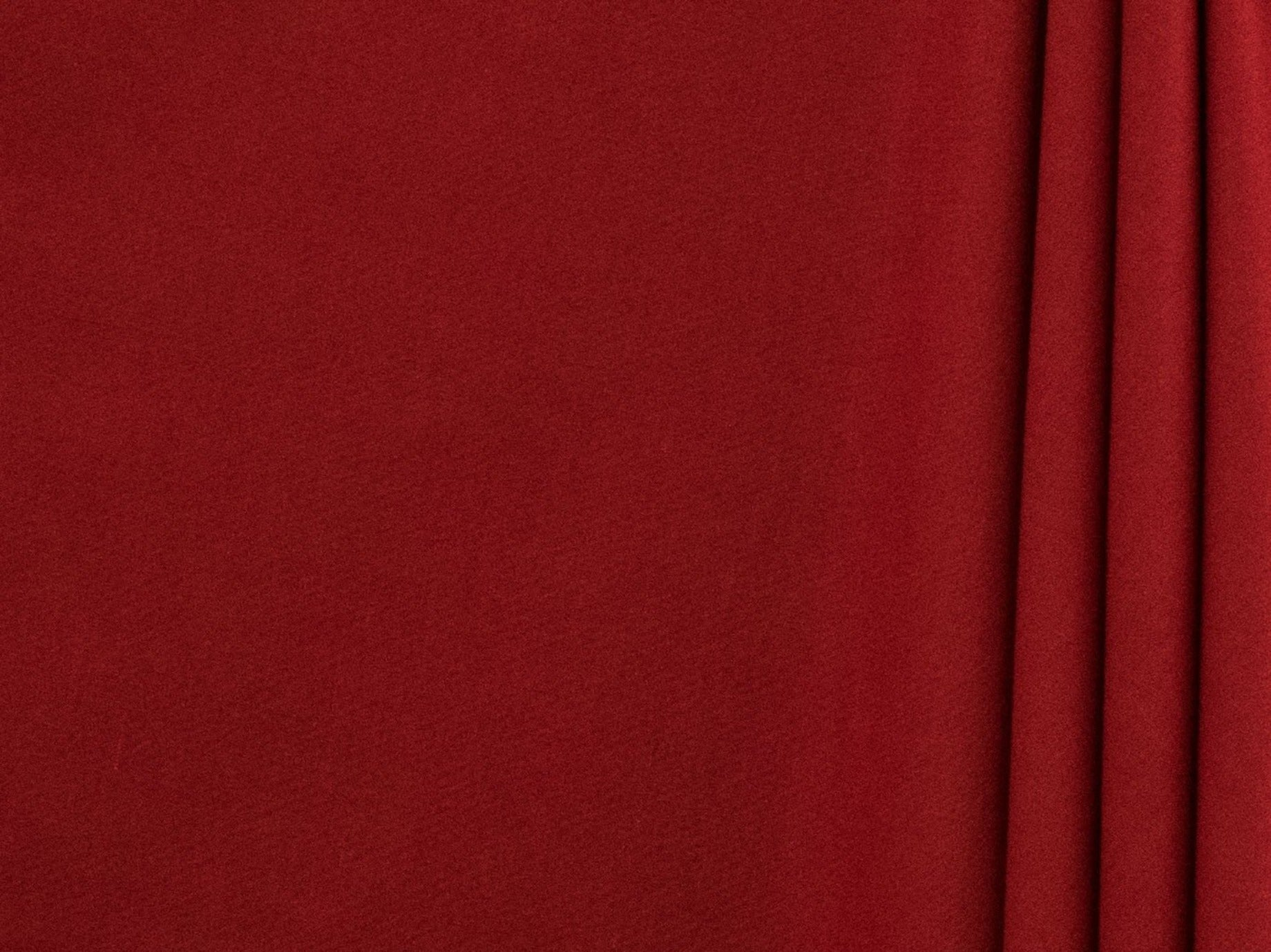 240cm T144 PLAIN SHEETING  RED