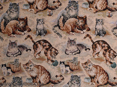 150cm TAPESTRY FABRIC