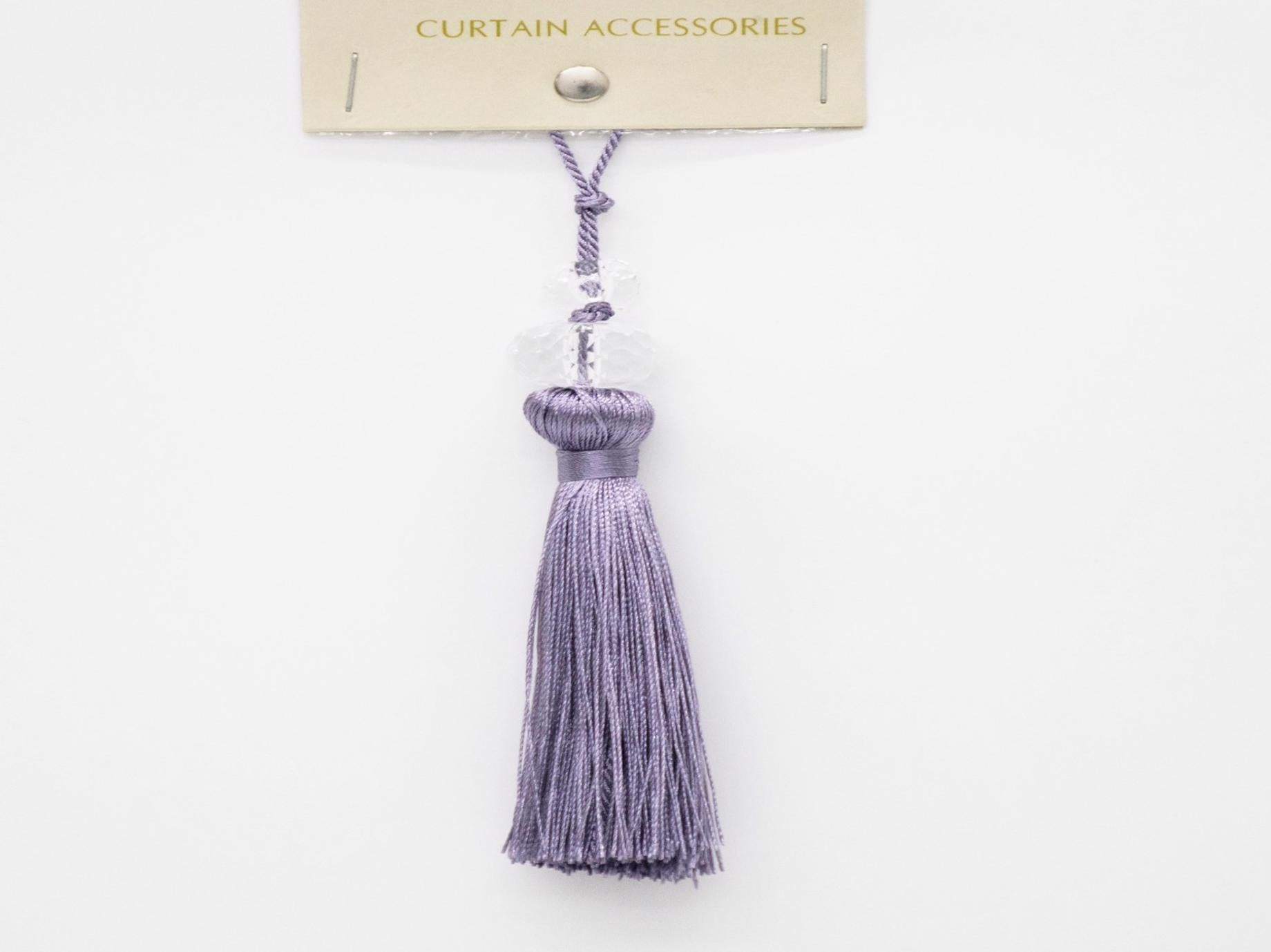 CAPRI KEY TASSLE GRAPE