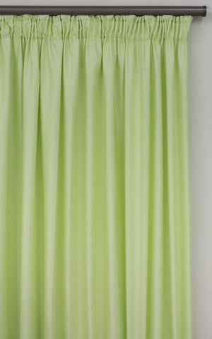230x250cm TAPED LINED CURTAIN