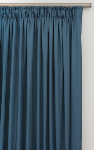270x220cm CLAYTON TAPED CURTAIN