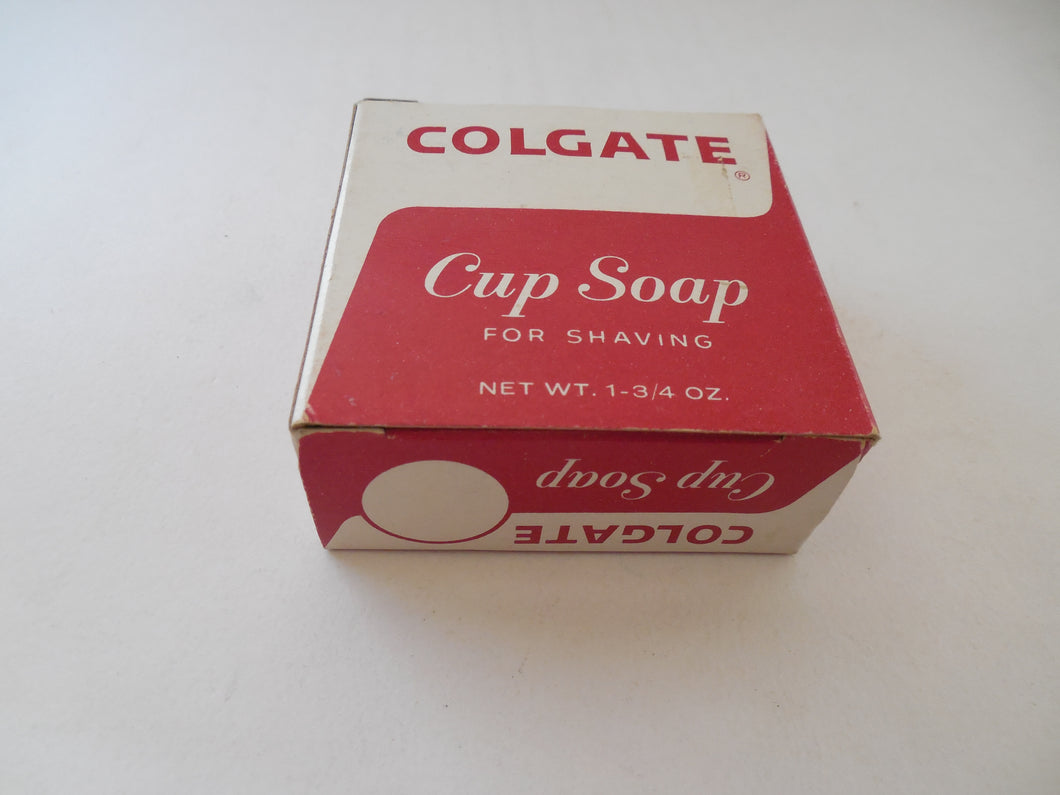 Cologate Cup Soap in Box