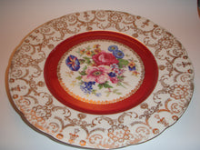 Load image into Gallery viewer, Czechoslovia Dinner Plate with Flowers