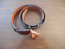 Load image into Gallery viewer, Givenchy Gentleman Paris Leather Belt