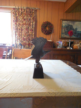 Load image into Gallery viewer, Great American Bronze Eagle Sculpture by Gilroy Roberts