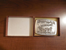 Load image into Gallery viewer, Iditarod 1985 Belt Buckle