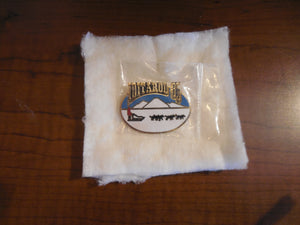 Iditarod 1985 Large Oval Pin