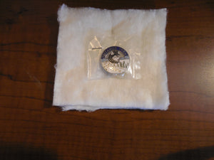 Iditarod 1986 Small Round Pin