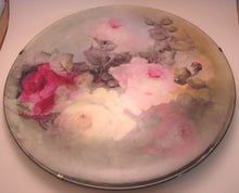 Load image into Gallery viewer, Limoges Ceramic Hand Painted Large Plate