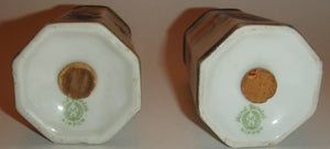 Nippon China Vintage Salt & Pepper Shakers