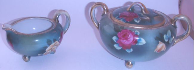 Nippon Creamer & Sugar Set