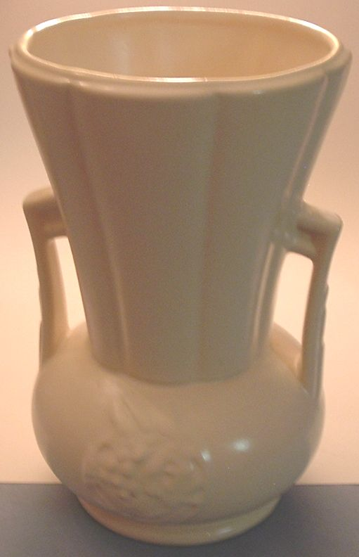 Vase – Large White with Handles
