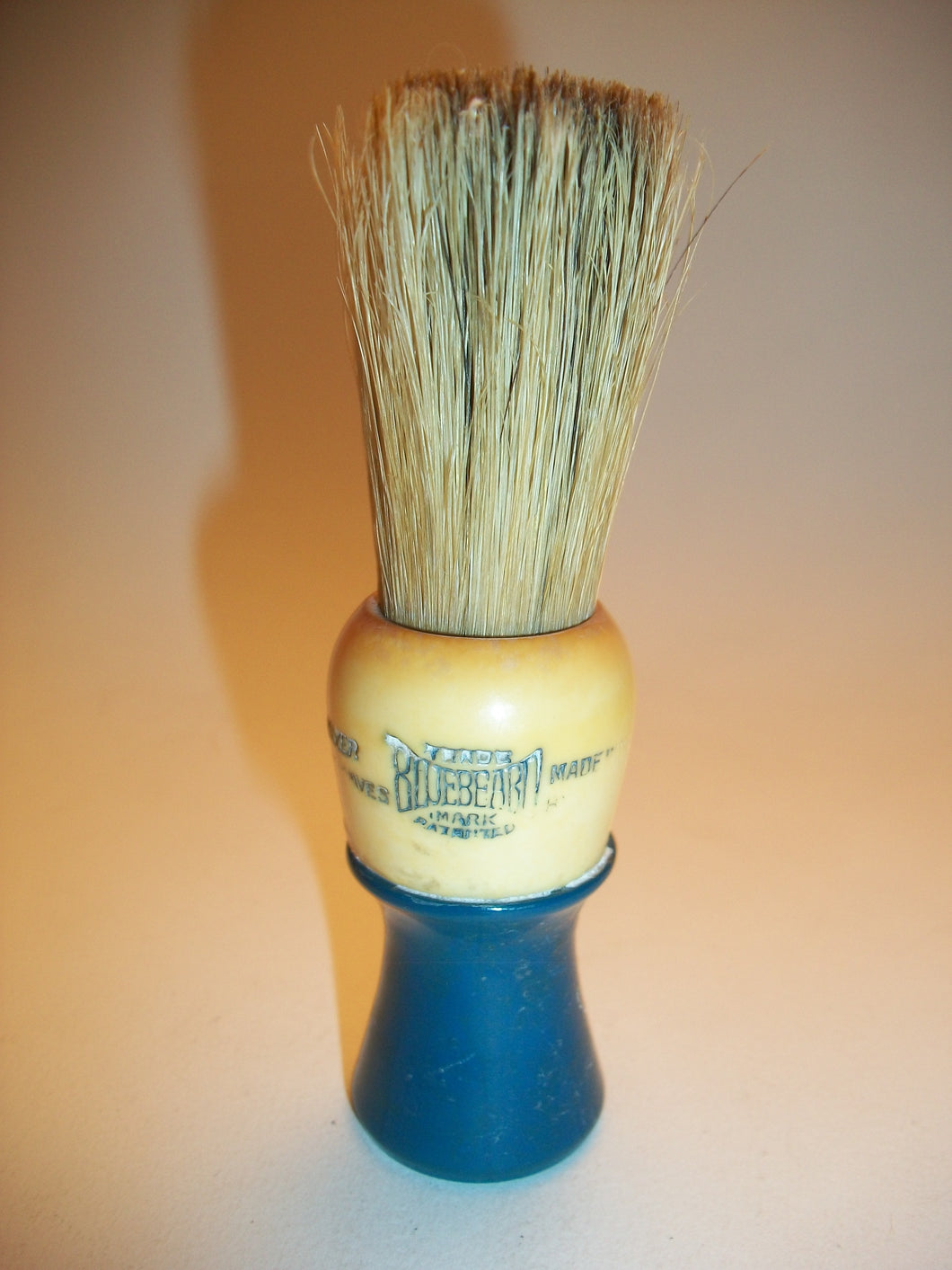 Vintage Bluebeard Shaving Brush