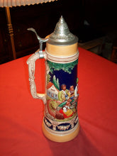 Load image into Gallery viewer, Vintage Large Beer Stein