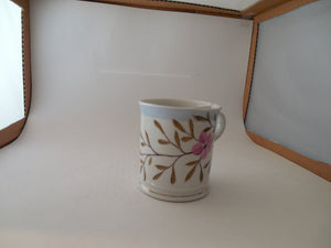 Vintage Shaving Cup with Three Holes