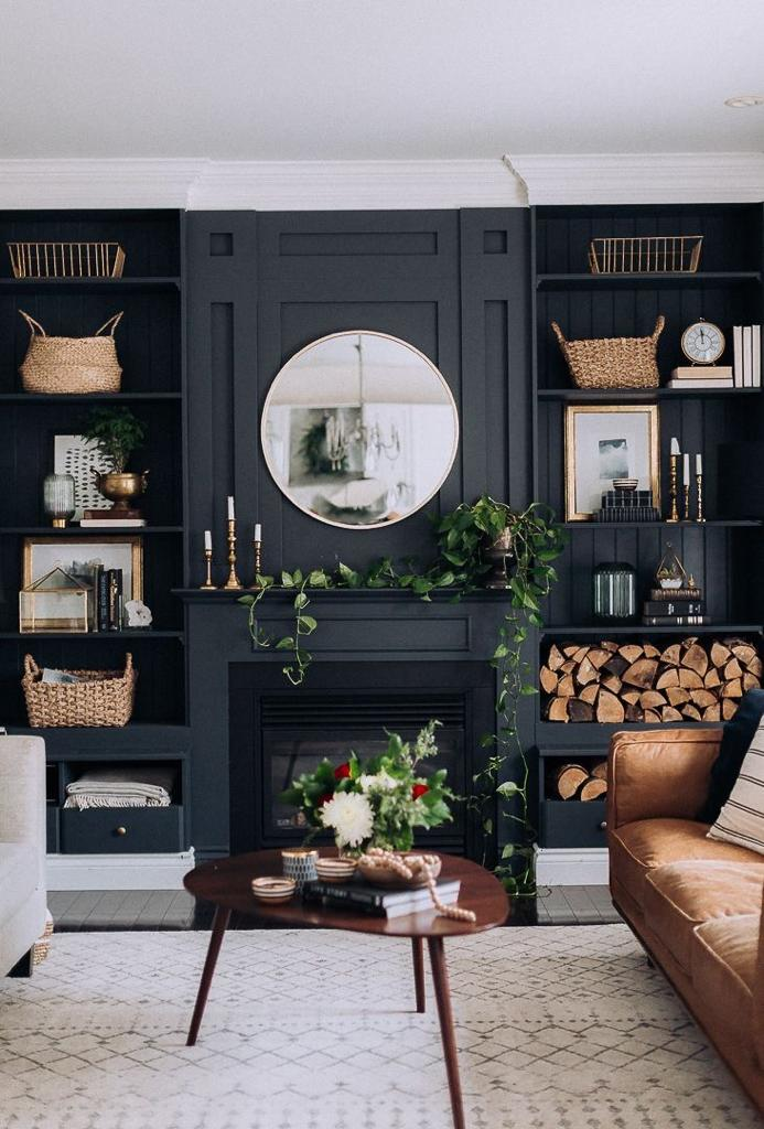 ANGIE KRIPALANI BLOG | MINI MASTERCLASS - HOW TO DESIGN A CLASSIC FIRE PLACE AND DRESS IT UP