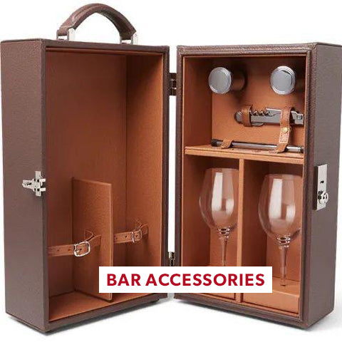 Bar Accessories For Custom Registry- Angie Homes
