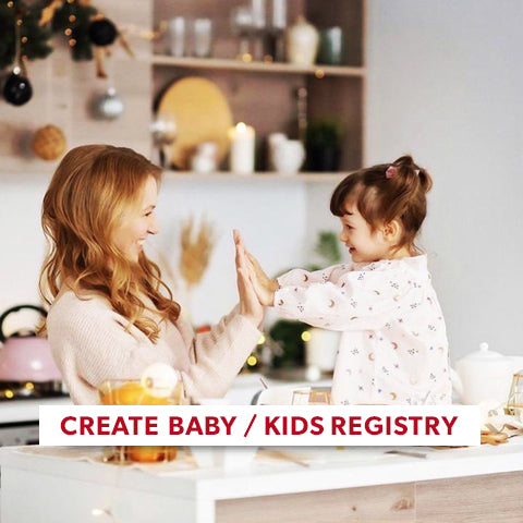 Baby Shower Registry- Angie Homes