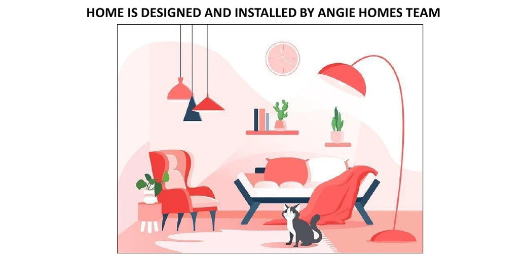 Move in- Angie Homes