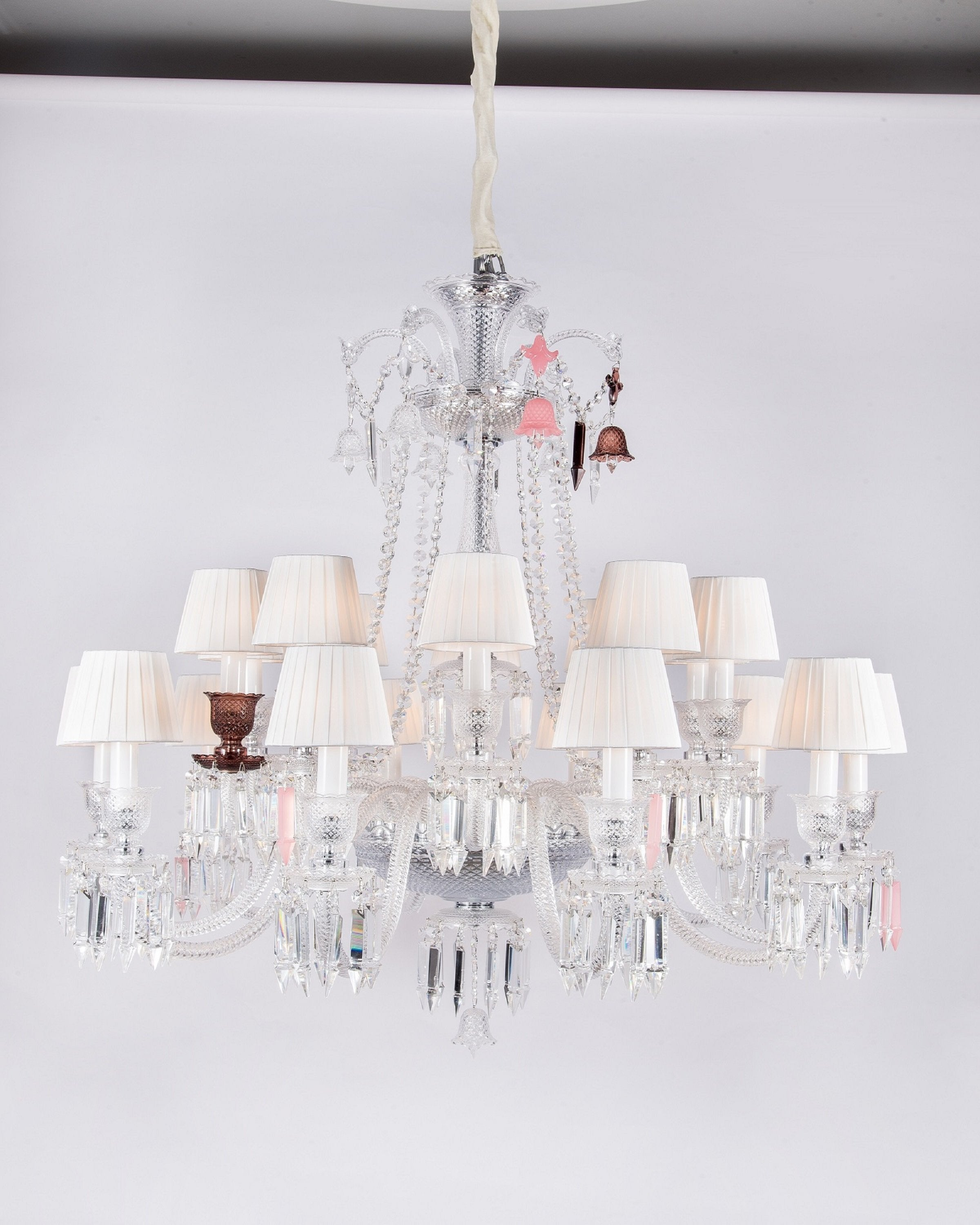 Luxury classic crystal chandelier | ANGIE HOMES