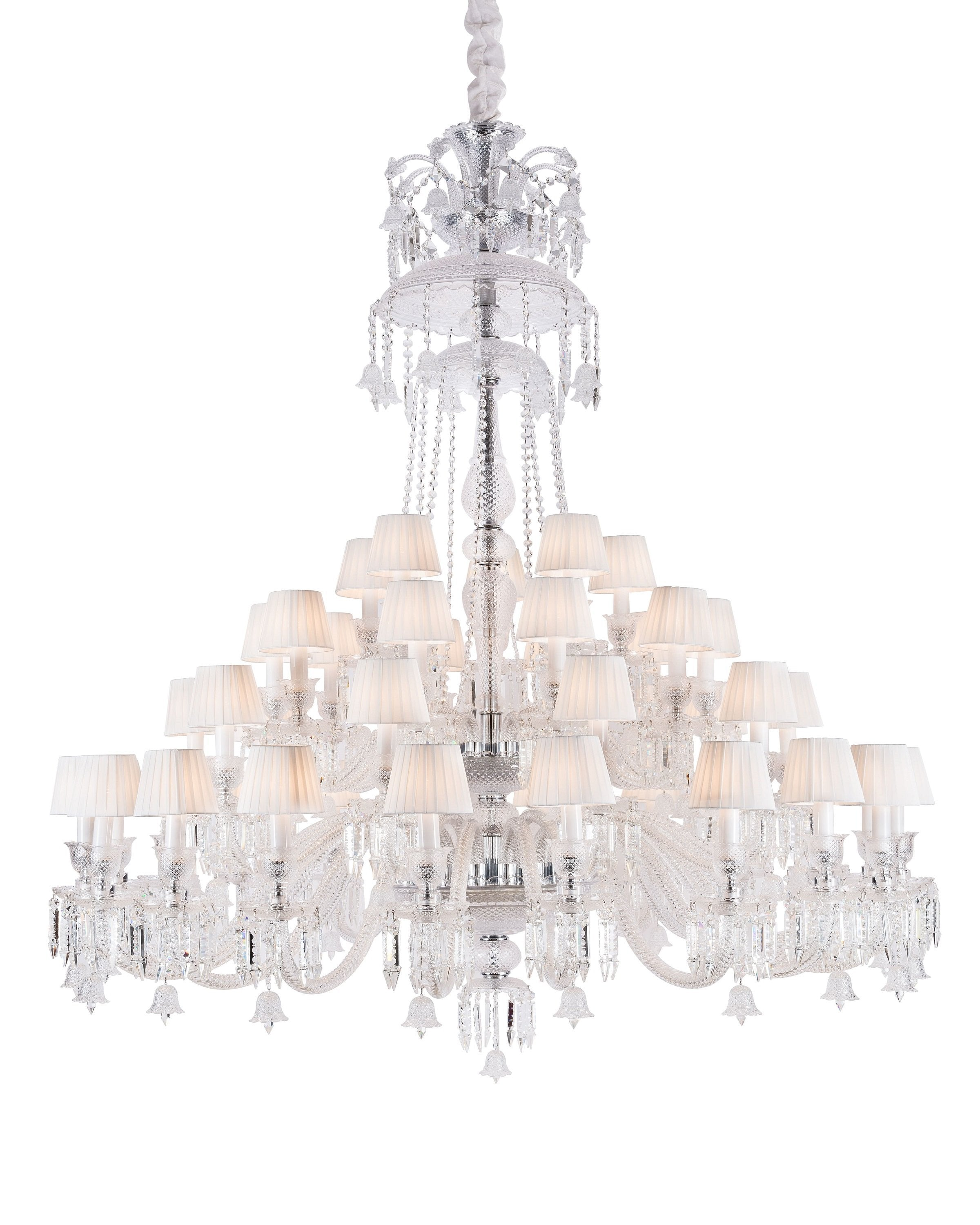 Classic crystal chandelier | ANGIE HOMES