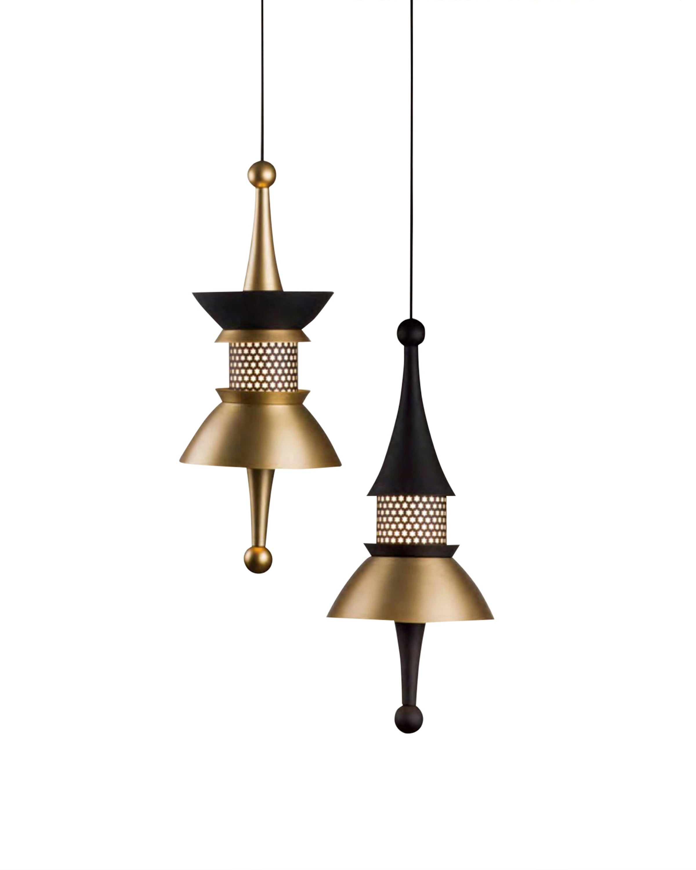 Modern hanging light |Angie Homes